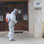 Απολυμάνσεις σε κοινόχρηστους χώρους στην Πτολεμαΐδα πραγματοποίησε ο Δήμος Εορδαίας