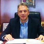 Ευχαριστήρια επιστολή της Διευθύντριας κας Λύτσιου προς τον Αντιπεριφερειάρχη Τρικάλων Χρ. Μιχαλάκη