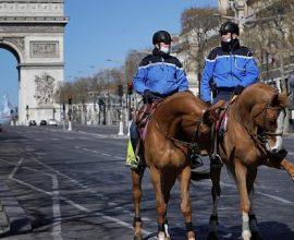 Κορονοϊός: 418 νεκροί σε μία ημέρα στη Γαλλία – Πάνω από 3.000 οι νεκροί