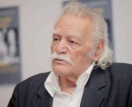 Έκτακτο: Απεβίωσε ο Μανώλης Γλέζος