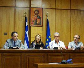 Το Περιφ. Συμβούλιο Δ. Μακεδονίας ζητά αυστηροποίηση των περιοριστικών μέτρων για την Π.Ε. Καστοριάς