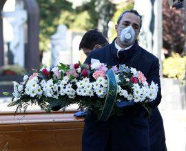 Ιταλική τραγωδία χωρίς τέλος- 812 νέοι θάνατοι και 101.739 κρούσματα