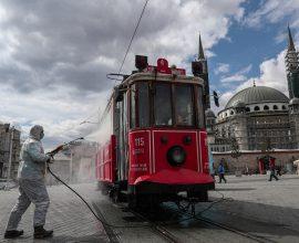 Κορονοϊός: Πάνω από 10.000 κρούσματα στην Τουρκία-168 νεκροί