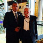 Συλλυπητήρια δήλωση του Περιφερειάρχη Αττικής Γ. Πατούλη για την απώλεια του Μανώλη Γλέζου