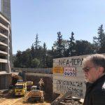 Αρχίζουν στη Νέα Φιλαδέλφεια τα έργα υπογειοποίησης – «Παρών» και ο Δήμαρχος Γ. Βούρος