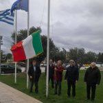 Η ιταλική σημαία στο Δημαρχείο Σαρωνικού – Συμπαράσταση και αλληλεγγύη στον ιταλικό λαό