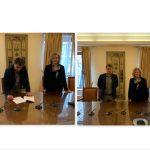 Υπεγράφη η σύμβαση μεταξύ Δήμου Βριλησσίων και Ταμείου Παρακαταθηκών και Δανείων για εκσυγχρονισμό του Δημοτικού Δικτύου΄Υδρευσης