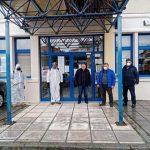Δήμος Κατερίνης: Απολύμανση στο Δημαρχείο & στα γραφεία του ΟΑΕΔ