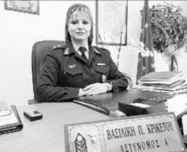Συλλυπητήρια του Δήμου Κηφισιάς για τον θάνατο της Ταξιάρχου ε.α.Βασιλικής Κρικέτου