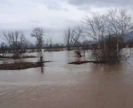Σε κατάσταση έκτακτης ανάγκης ο Δήμος Φαρκαδόνας και κοινότητες σε Κιλκίς και Καμένα Βούρλα