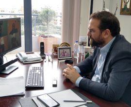 Φαρμάκης: Με συνεργασία και πρόγραμμα, θα κερδίσουμε και το στοίχημα του τουρισμού