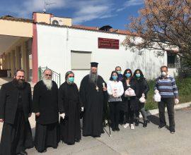 Συνεχίζονται τα Καθημερινά Συσσίτια της Ιεράς Μητροπόλεως Κίτρους σε συνεργασία με τον Δήμο Κατερίνης