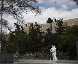 Κορονοϊός: Ο χάρτης των κρουσμάτων στην Ελλάδα – Που υπάρχουν τα περισσότερα