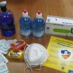 Δήμος Κατερίνης: «Καλάθι» υγιεινής & προστασίας από την πανδημία για τους άστεγους