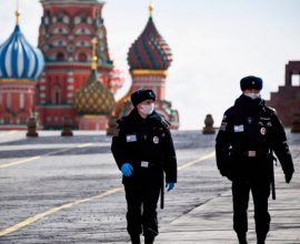 Κορονοϊός: 1.459 νέα κρούσματα σε ένα 24ωρο στη Ρωσία – Συνολικά 10.131