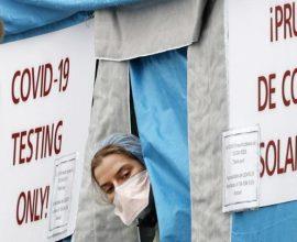 Κορονοϊός: 1.480 θάνατοι στις ΗΠΑ μέσα σε 24 ώρες