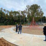 Δήμος Παπάγου Χολαργού: Προχωρά το έργο στην παιδική χαρά του πάρκου «Στρατάρχου Αλεξάνδρου Παπάγου»