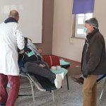 Με επιτυχία η εθελοντική αιμοδοσία στο Δήμο Ωρωπού