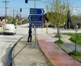 Δήμος Καρδίτσας: Συνεχίστηκε το πλύσιμο και η απολύμανση δημόσιων χώρων