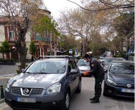 Με αμείωτη ένταση οι έλεγχοι της Δημοτικής Αστυνομίας Δήμου Κηφισιάς