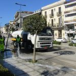 Απολύμανση από τον Δήμο Ιωαννιτών