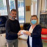 Δήμος Βισαλτίας: Μάσκες προστασίας παρέδωσε η Δημοτική Αρχή στο ΚΕ.Φ.Ι.ΑΠ. Νιγρίτας
