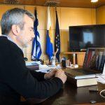 Τηλεδιάσκεψη Ζέρβα – Αντωνίου για την επόμενη ημέρα στη Θεσσαλονίκη