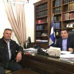 Ο Γιάννης Σπηλιωτόπουλος υπεύθυνος του στόλου οχημάτων του Δήμου Πύργου