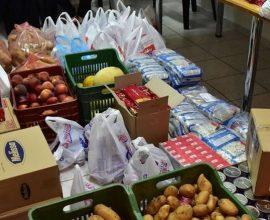 Δήμος Νεάπολης-Συκεών: Διανομή τροφίμων κατ' οίκον και για τους δικαιούχους του ΤΕΒΑ