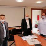 Αμπατζόγλου: Ενωμένοι, η Τοπική Αυτοδιοίκηση και ιδιώτες χορηγοί στη μάχη προστασίας έναντι του κορονοϊού