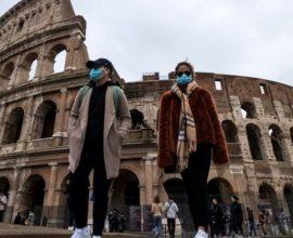 Συνεχίζει να «ματώνει» η Ιταλία: 542 νεκροί σε μια ημέρα – 17.669 συνολικά