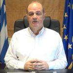 Ο Δήμαρχος Διονύσου καταθέτει το 50% της δημαρχιακής του αποζημίωσης στον ειδικό λογαριασμό για την αντιμετώπιση της πανδημίας