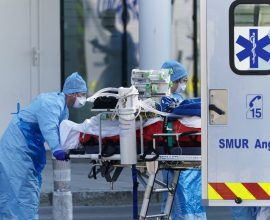 Ασύλληπτη τραγωδία στη Γαλλία – 588 νεκροί σε μια μέρα, 6.507 συνολικά