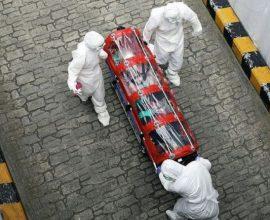 Κορονοϊός: Πάνω από δύο χιλιάδες οι νεκροί στη Γερμανία