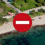 Δήμος Μαραθώνος: Απαγόρευση κυκλοφορίας στον παραλιακό πεζόδρομο Νέας Μάρκης – Μαραθώνα και στον Σχινιά