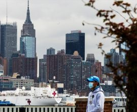 Eφιάλτης δίχως τέλος στη Νέα Υόρκη: 799 νεκροί σε 24 ώρες από τον κορονοϊό