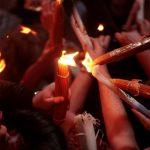 Το Άγιο Φως της Ανάστασης σε όλα τα σπίτια του Δήμου Διστόμου, Αράχωβας Αντίκυρας