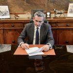 Τηλεδιάσκεψη συγκάλεσε ο Γ. Χατζημάρκος με τους Δημάρχους και Έπαρχους του Νοτίου Αιγαίου για λήψη μέτρων αντιμετώπισης της πανδημίας