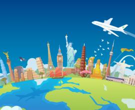 Συρρικνώνεται κατά 70% ο παγκόσμιος τουρισμός – 110 εκατ. θέσεις εργασίας απειλούνται
