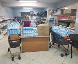 Νέα προσφορά από τη Φιλαρμονική του Δήμου Χαλανδρίου στο Κοινωνικό Παντοπωλείο