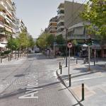 Δήμος Παλαιού Φαλήρου: Κλειστή η οδός Αφροδίτης λόγω καθίζησης