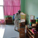 Δήμος Εορδαίας: Απολυμάνσεις και χορτοκοπτικές εργασίες στα σχολεία της πρωτοβάθμιας εκπαίδευσης