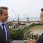 Τζιτζικώστας: «Η Θεσσαλονίκη και η Κεντρική Μακεδονία θα πρωταγωνιστήσουν τα επόμενα χρόνια»