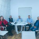 Σύσκεψη εργασίας του Δημάρχου Κατερίνης με την Ένωση Ξενοδόχων Πιερίας