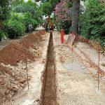 Δήμος Παλλήνης: Ολοκληρώνονται τα έργα επέκτασης του φυσικού αερίου και στο παλιό κέντρο της Παλλήνης