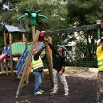 Πλήρης ανακατασκευή και νέα παιχνλιδια σε 8 παιδικές χαρές από τον Δήμο Πειραιά