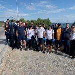 Δήμος Μυτιλήνης: Καθαρισμός παραλιών στην περιοχή του αεροδρομίου