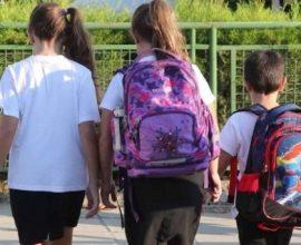 Πανέτοιμος ο Δήμος Ηλιούπολης για την επαναλειτουργία των σχολείων της πρωτοβάθμιας εκπαίδευσης