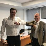 Συνάντηση του Δημάρχου Διονύσου με τον Υπουργό Ψηφιακής Διακυβέρνησης Κυριάκο Πιερρακάκη