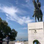 Εκδήλωση για την 567η  Επέτειο από την Άλωση της Κωνσταντινούπολης στο Παλαιό Φάληρο